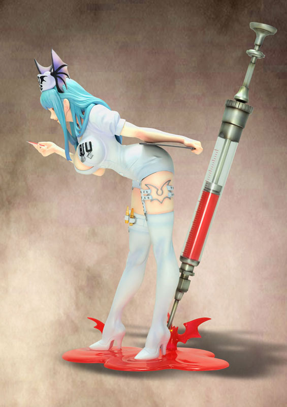 Morrigan Nurse Capcom preorder 02