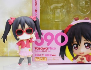 Nendoroid Love Live Training Outfit gallery 20