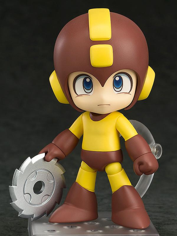 Nendoroid Mega Man Metal Blade GSC pics 01