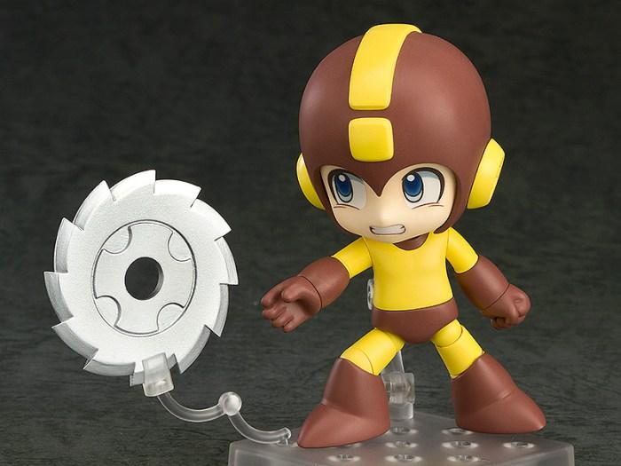Nendoroid Mega Man Metal Blade GSC pics 06