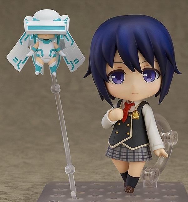 Nendoroid Satoka Sumihara Schoolgirl Strikers GSC gallery 01