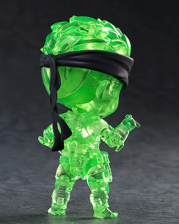 Nendoroid Solid Snake Stealth Camouflage GSC pre 05