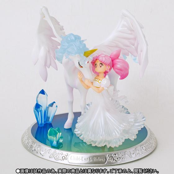 Pegasus e Princess Usagi Small Lady Serenity8