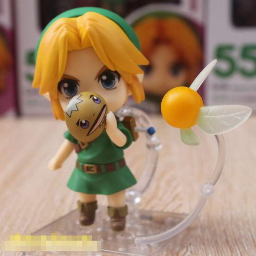 Rubrica AntiBootleg - Link Mayora Mask Ver - Nendoroid - Good Smile Company - Foto 03