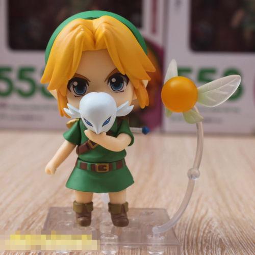 Rubrica AntiBootleg - Link Mayora Mask Ver - Nendoroid - Good Smile Company - Foto 11