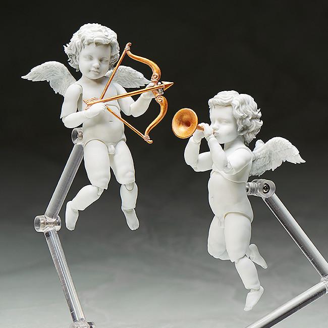 figma Angel Statues FREEing pre 01