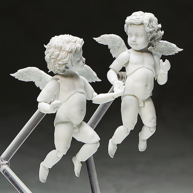 figma Angel Statues FREEing pre 02