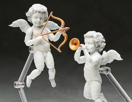 figma Angel Statues FREEing pre 20