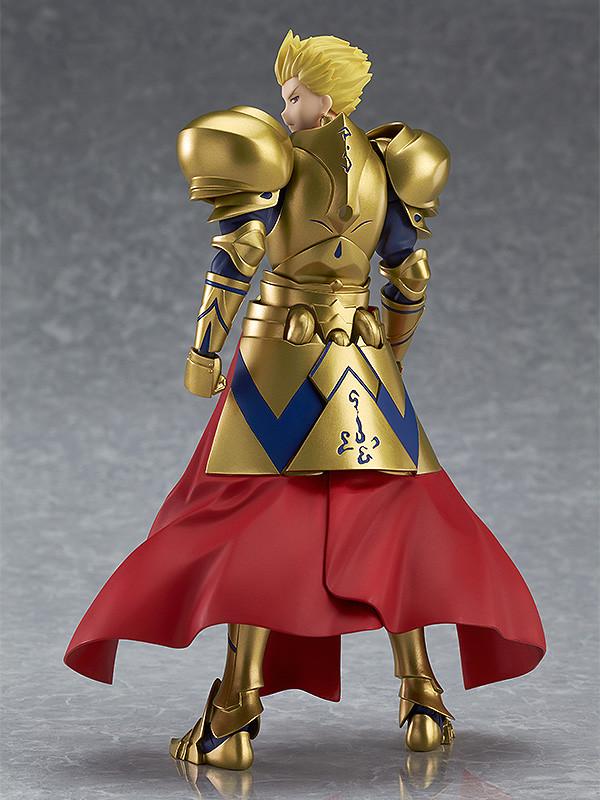 figma Gilgamesh Fate Grand Order Max Factory pre 04
