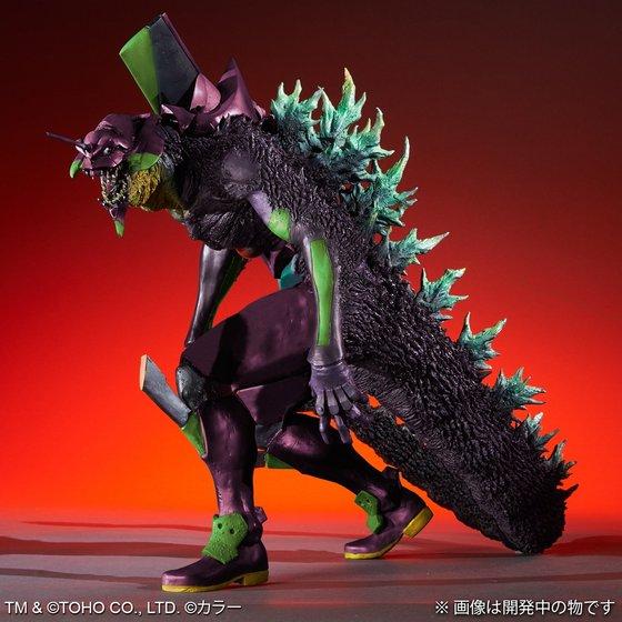 EVA Godzilla XPLUS TOHO pre 01