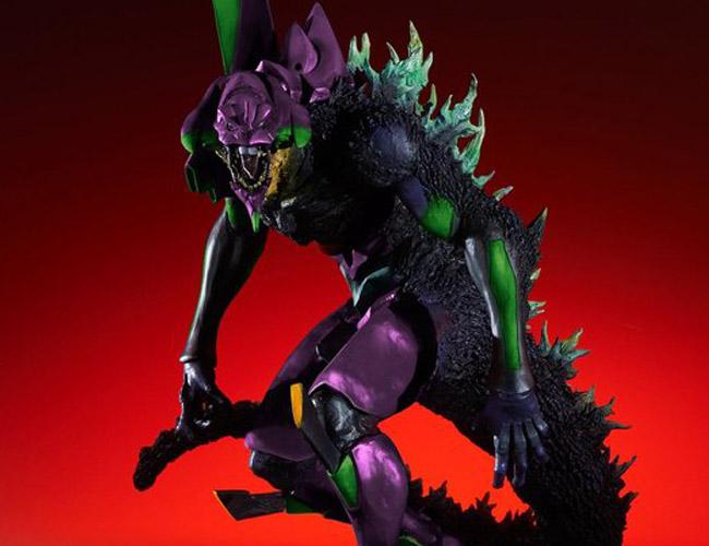 EVA Godzilla XPLUS TOHO pre 20