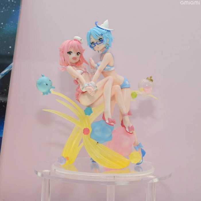 Houkago no Pleiades - Aoi & Subaru - Swimsuit ver.