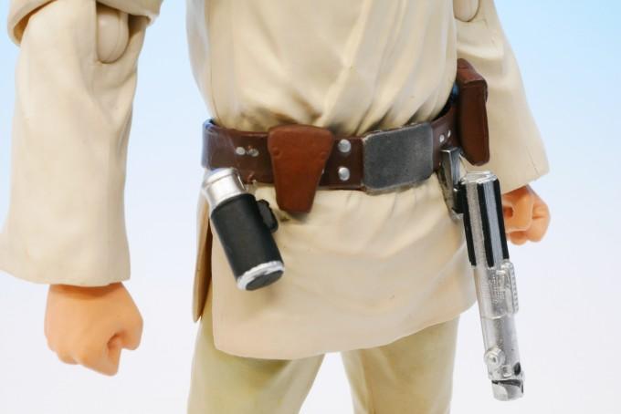 Luke Skywalker SH Figuarts Bandai pics 05