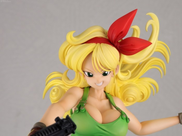 Lunch Dragonball Gals MegaHouse pic 06