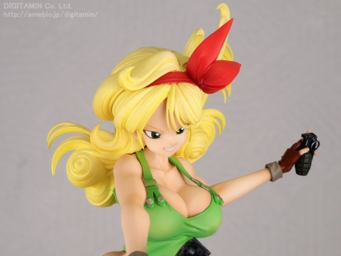 Lunch Dragonball Gals MegaHouse pic 12