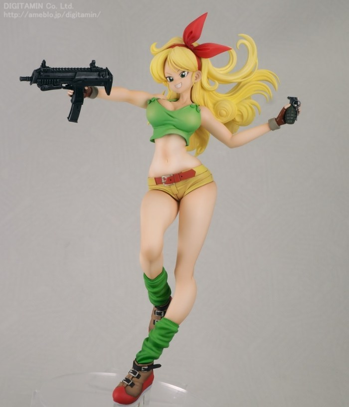 Lunch Dragonball Gals MegaHouse pic 19