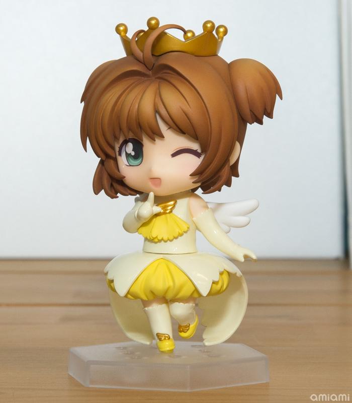 Nendoroid Co-de Sakura Kinomoto Angel Crown gallery 01