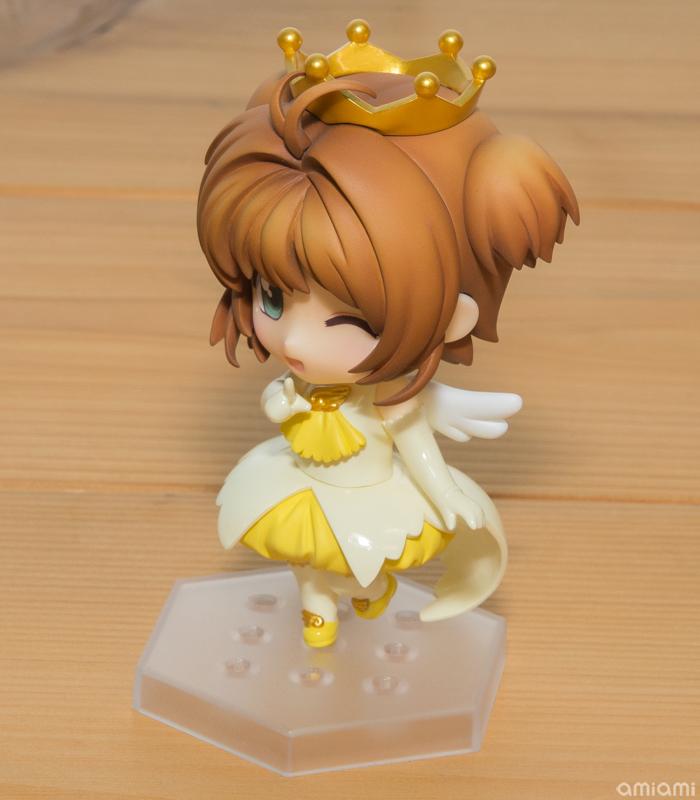 Nendoroid Co-de Sakura Kinomoto Angel Crown gallery 07