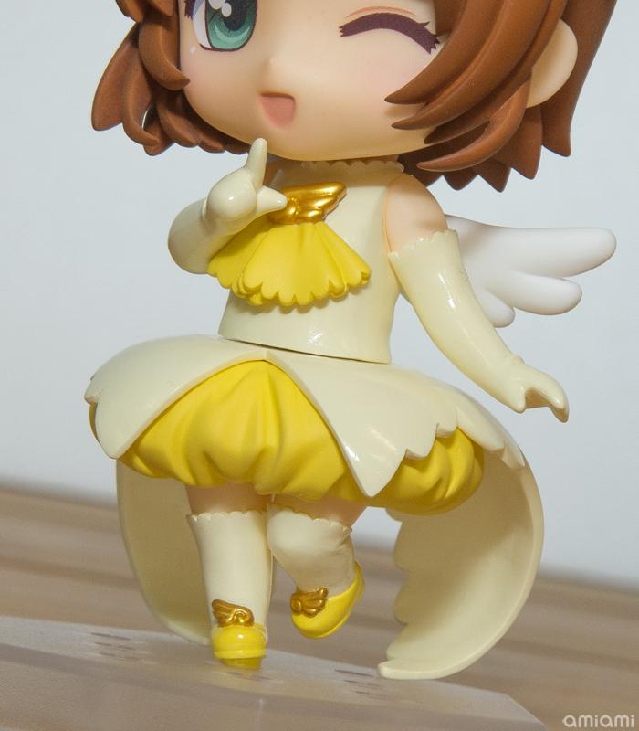 Nendoroid Co-de Sakura Kinomoto Angel Crown gallery 08