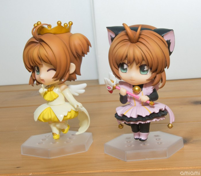 Nendoroid Co-de Sakura Kinomoto Angel Crown gallery 13