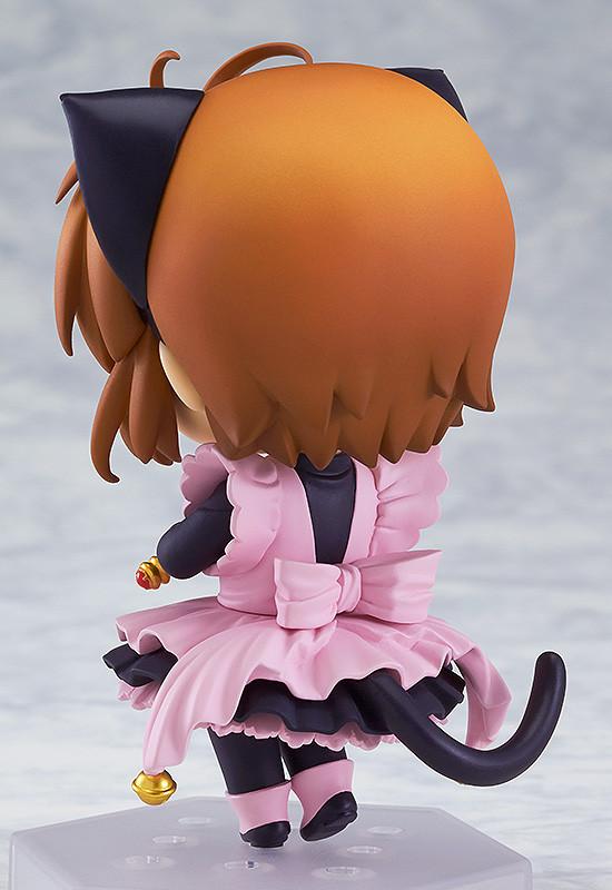 Nendoroid Co-de Sakura Kinomoto Black Cat Maid GSC pre 03