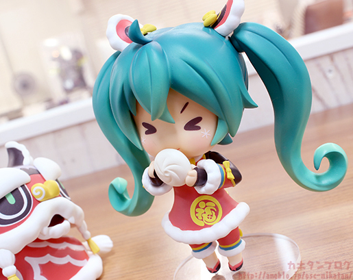 Nendoroid Miku Hatsune Lion Dance GSC preview 09