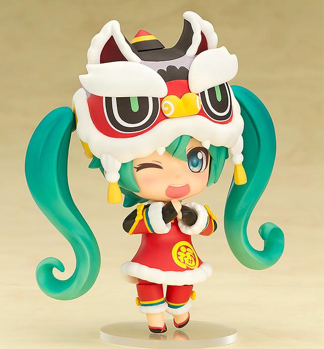 Nendoroid Miku Lion Dance GSC pre 03