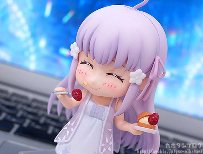 Nendoroid Remo - Glass no Hana to Kowasu Sekai GSC pics 20