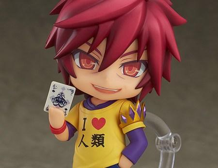 Nendoroid Sora No Game No Life preorder 20