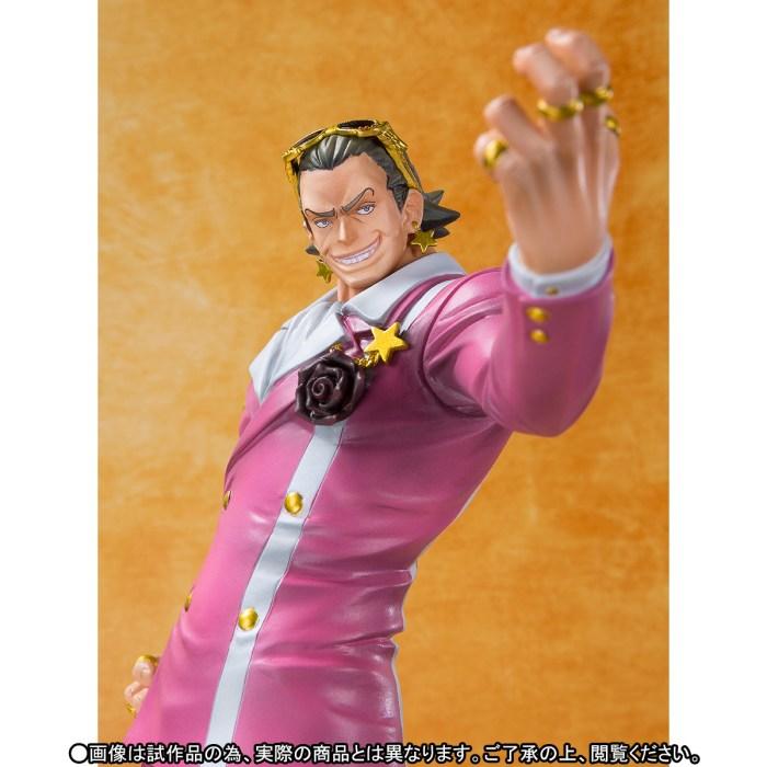 One Piece Gold Gildo Tesoro Figuarts ZERO bandai pics 03