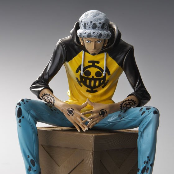 Trafalgar Law One Piece Archive Collection PLEX pics 02