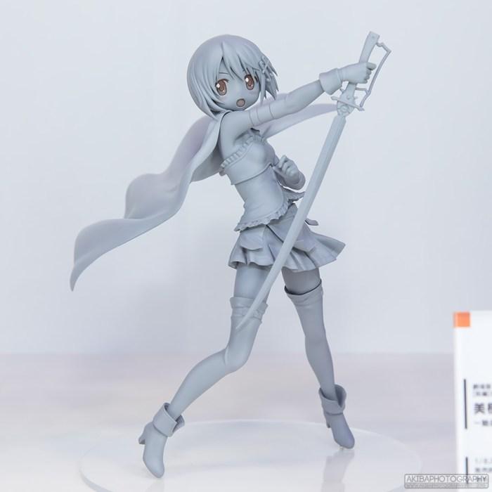 Miki Sayaka da ''Puella Magi Madoka Magica'' (GSC)