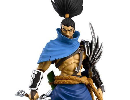 figma Yasuo League of Legends Max Factory pics 20