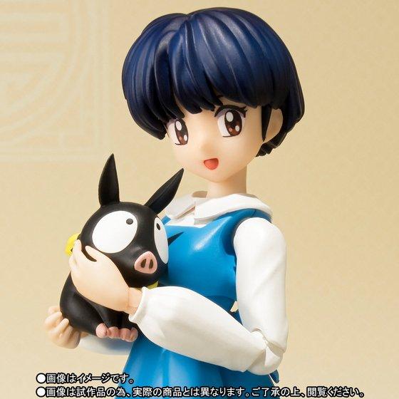 Akane Tendo SH Figuarts Ranma Bandai preorder 06