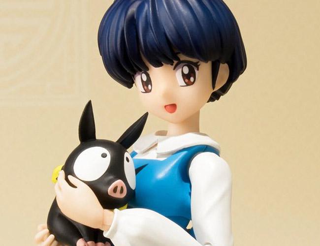 Akane Tendo SH Figuarts Ranma Bandai preorder 20