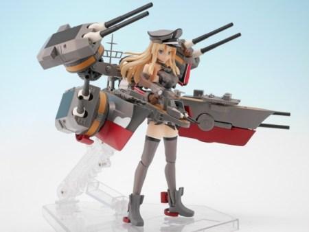 Bismarck AGP Bandai KanColle Gallery 01