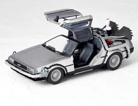 Delorean Rerelease evd
