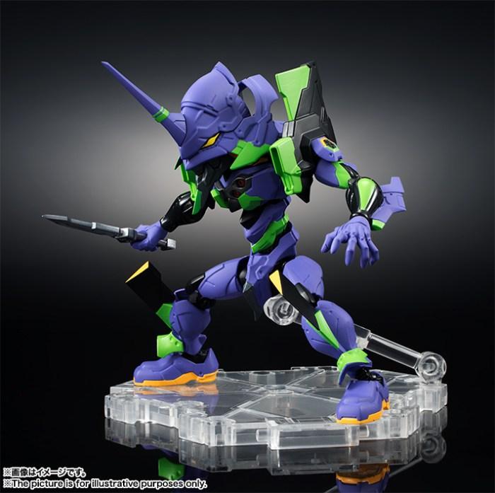 Eva-01 NXEDGE STYLE Bandai pre 04