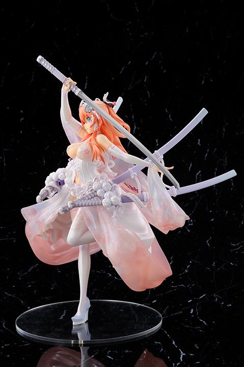 Jubei Yagyu Final Bride Hyakka Ryoran ALTER pre 04