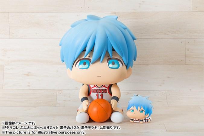 Kuroko no Basket - Kuroko Tetsuya - Bandai - Tama Colle PuniPuni Hoppe Doll - Foto 12
