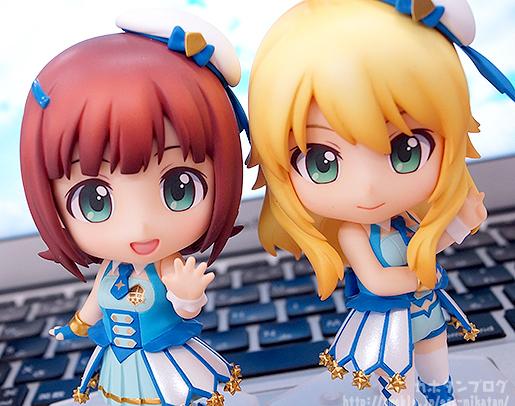 Nendoroid Co-de iDOLMASTER Harkua Miki GSC preview 12