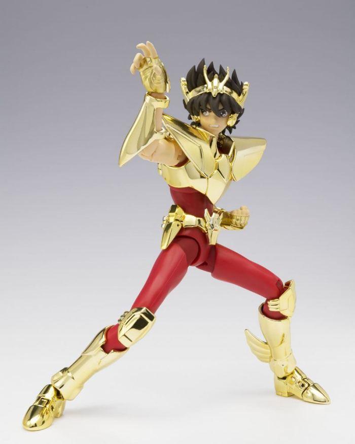 Pegasus Seiya Limited Golden Edition Bandai pics 03