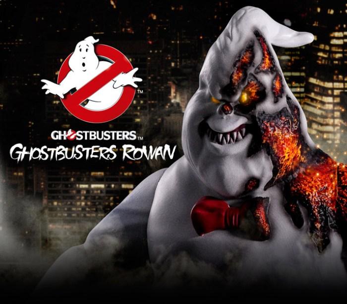 Rowan SH Figuarts Ghostbusters Bandai pre 00a