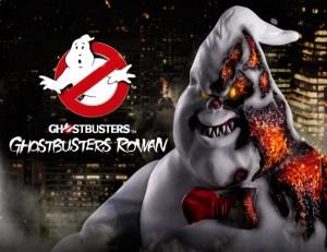 Rowan SH Figuarts Ghostbusters Bandai pre 20