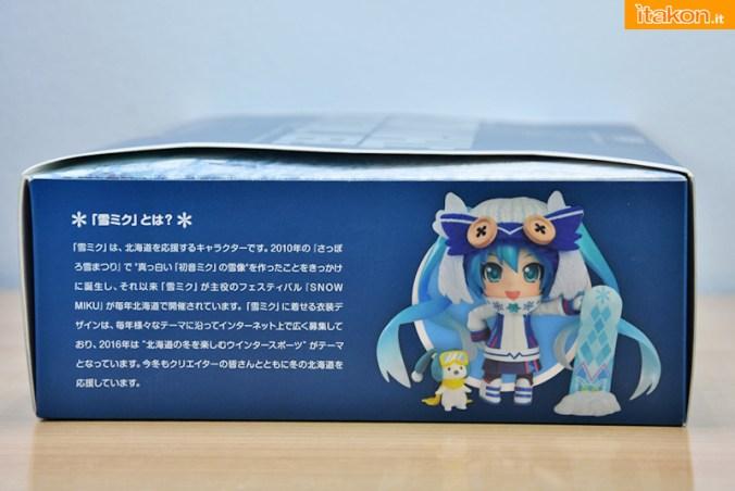 Snow Miku Owl Ver - Nendoroid 570 - Good Smile Company - Recensione - Foto 03