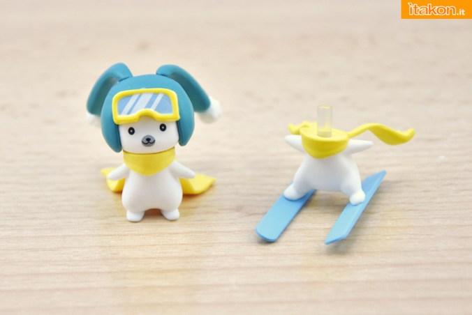 Snow Miku Owl Ver - Nendoroid 570 - Good Smile Company - Recensione - Foto 18
