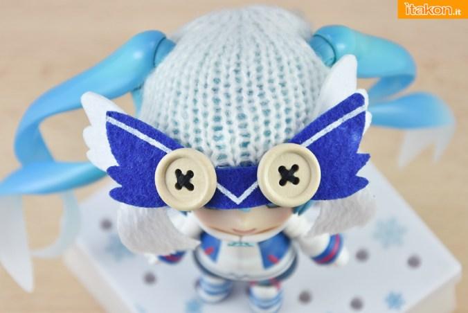 Snow Miku Owl Ver - Nendoroid 570 - Good Smile Company - Recensione - Foto 43