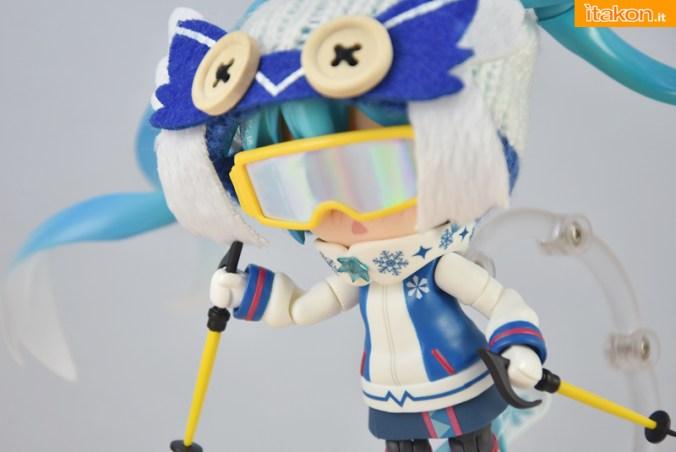 Snow Miku Owl Ver - Nendoroid 570 - Good Smile Company - Recensione - Foto 66