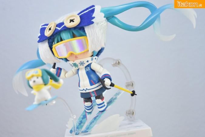 Snow Miku Owl Ver - Nendoroid 570 - Good Smile Company - Recensione - Foto 68