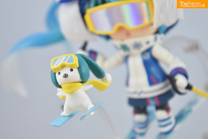 Snow Miku Owl Ver - Nendoroid 570 - Good Smile Company - Recensione - Foto 69